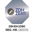ZDH Zertifikat Logo